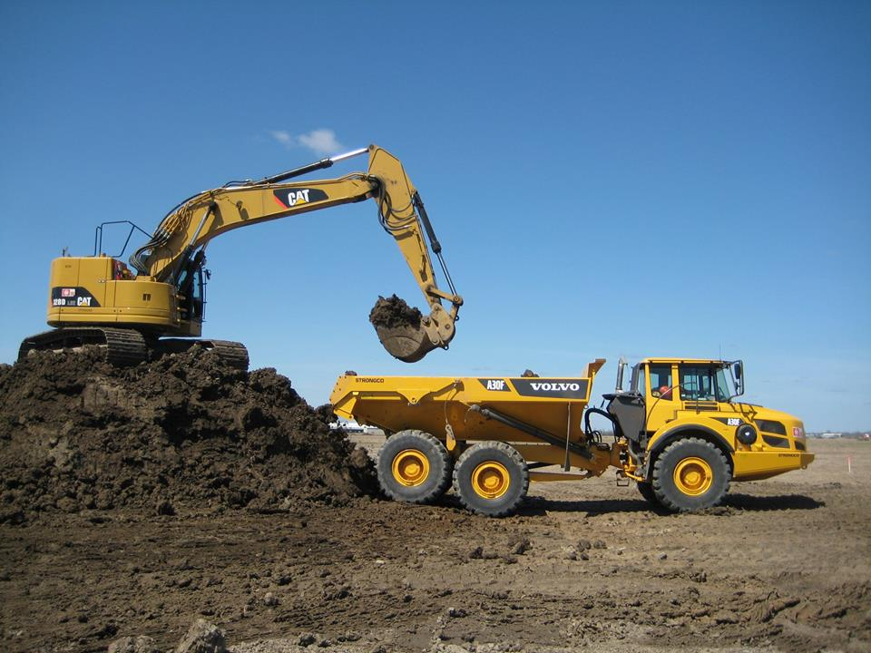 Rental Construction Equipment Ontario
